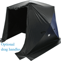 Forensic Blackout Speed Tent